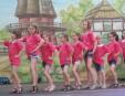 Volksfest 2015 - Dance Girls
