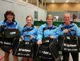 1. Tischtennis-Damen