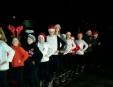 Dance Girls beim Weihnachtsumtrunk 2015