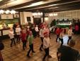 Dance Girls beim Auftritt bei Geldmacher