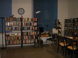 Bücherei Bauerteich 1